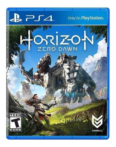 Horizon Zero Dawn  Standard Edition Sony Ps4  Físico
