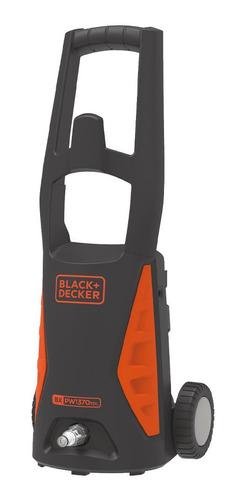 Lavadora De Alta Pressão 1450 Psi 1300w 127v Black+decker