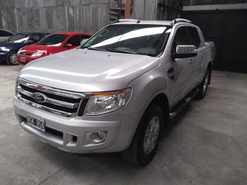 Ford Ranger Limited 4x4 3.2 6ta 2014 Km 120000 Impecable!!!!