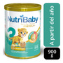 Nutribaby 3 Premium Leche 1 A 3 Años Lata X 900g