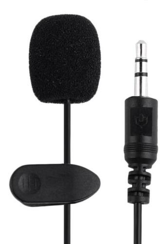 Microfone De Lapela Com Presilha Para Camisas Melhor Preço