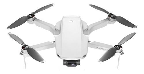 Mini Drone Dji Mavic Mini Con Cámara 2.7k Light Gray