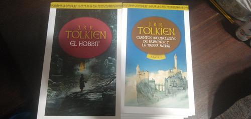 Tolkien Colección Completa Planeta