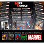 Salvat A Coleção Oficial Graphic Novels Marvel Completa