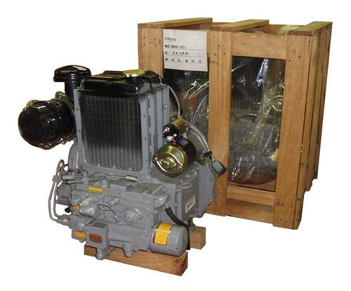 Motor Diesel Kubota Zb600