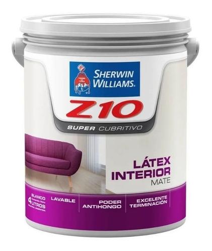 Z10 Antihongos Sherwin Blanco X 4 Lts Super Cubritivo