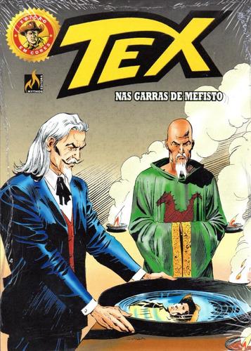 Tex Edicao Em Cores Diversos Numeros Mythos Bonellihq