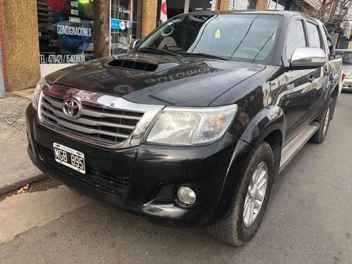Toyota Hilux 4x2 Cabina Doble Srv