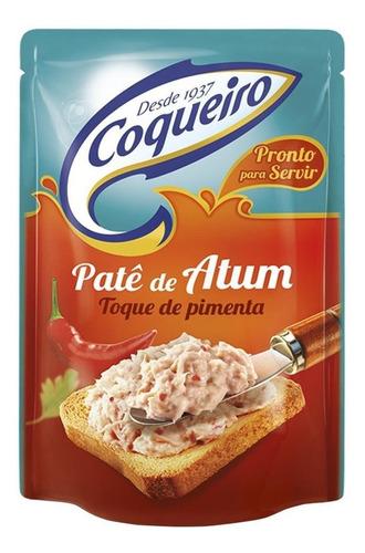 Patê De Atum Coqueiro 170g