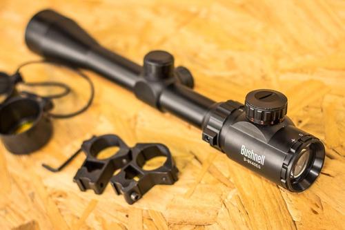 Luneta Bushnell 3x9x40 Eg Top Para Rifles Cal. 22/carabinas