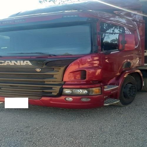 Scania P 310 8x2 Bitruck No Chassi **financiamos ****