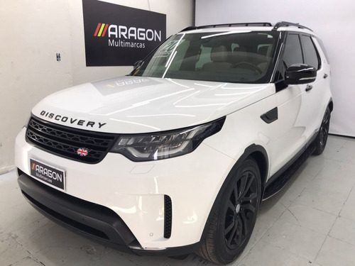 Land Rover Discovery  3.0 Td6 Se 4wd Diesel Automático