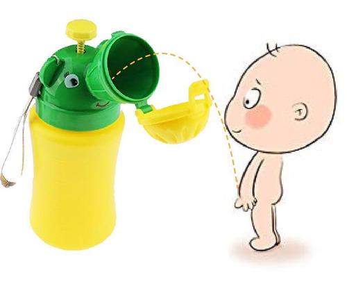 Urinario Portátil Para Niños Varones Pelela