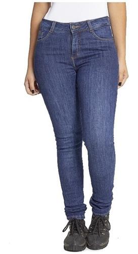 Calça Jeans Skinny Feminino Com Kevlar Corse