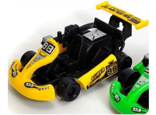Mini Kart Carrinho Brinquedo 1 Unidade
