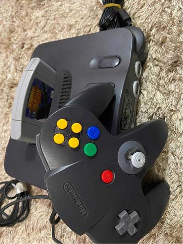 Nintendo 64 + Jogo