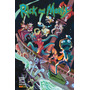 Livro Rick And Morty Vol.02 Tom Fowler Justin Roiland Ld10