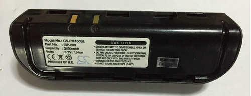 Bateria Mp3 Iriver Series P