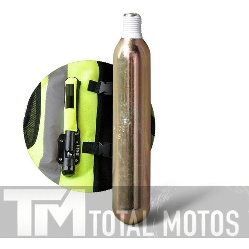 Cilindro C02 Para Chaleco Airbag (totalmotos)