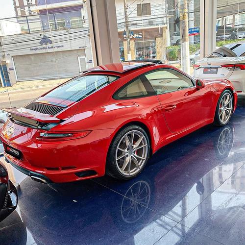 Porsche 911  3.0 Carrera 4 Gts Coupe Gasolina Automático