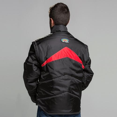 Jaqueta California Racing Premium Vermelha