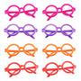 10x Armações De Óculos De Plástico