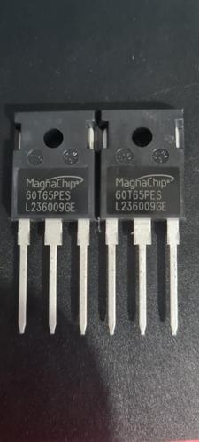 60t65pes Transistor Igbt Magnachip ( 2 Peças)