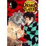 Livro Demon Slayer Volume 4