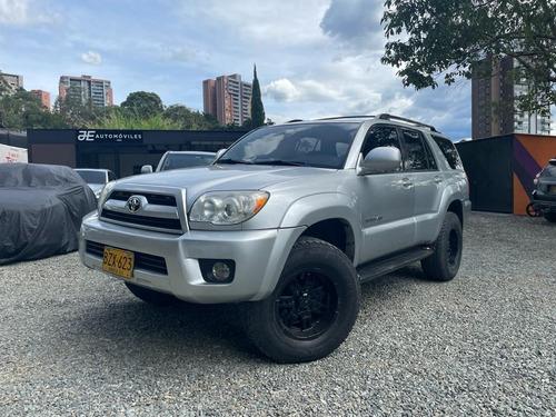 Toyota 4 Runner Limited 4.0 At Perfecto Estado