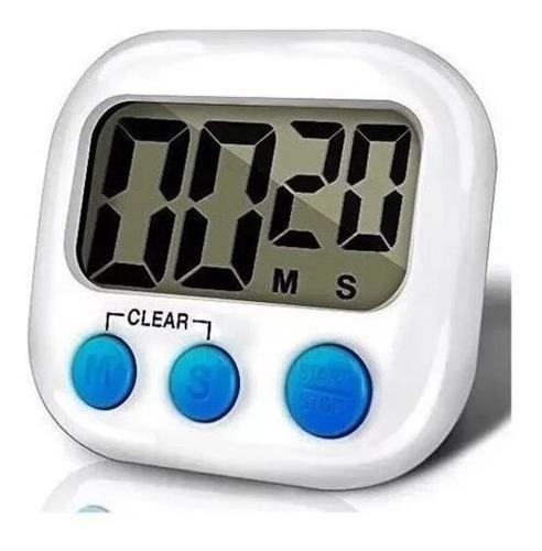 Timer Temporizador Cocina Laboratorio 99min 59seg Progresivo