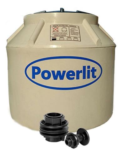 Tanque De Agua Powerlit Tricapa Vertical 300l 85cm De Alto