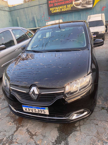 Renault Logan 2014 1.6 Expression Hi-power 4p