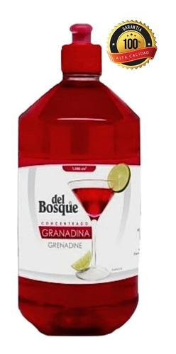 Jarabe De Granadina (sirope Para Coctel) - mL a $20