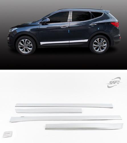 Cromado Puerta Inferior Hyundai Santa Fe