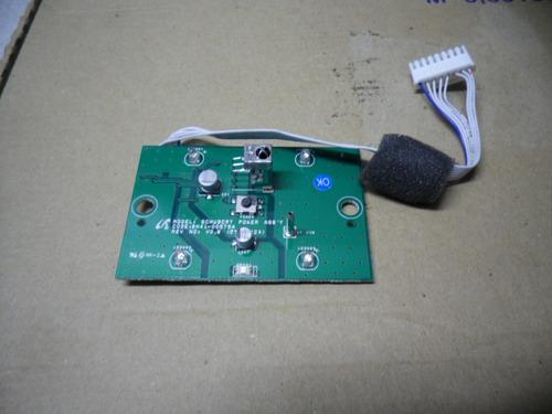 Placa Sensor Do Controle Remoto - Pl42s5s + Nova !!! Original