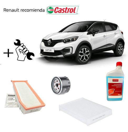 Service Todo Incluido Renault Captur 2.0 F4r 30000 Km