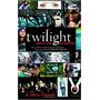 Livro Twilight: Director's Notebook Catherine Hardwick