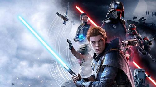 Juegos Star Wars Jedi Fallen Order+ Gta V+ Borderlands 2 Pc