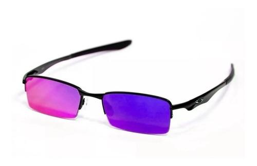 Óculos De Sol Lupa Do Vilão Mandrak Juliet 24k Penny Doublex