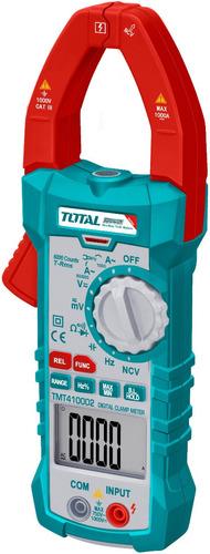 Pinza Voltiamperimetrica Total Ac/dc 1000amp