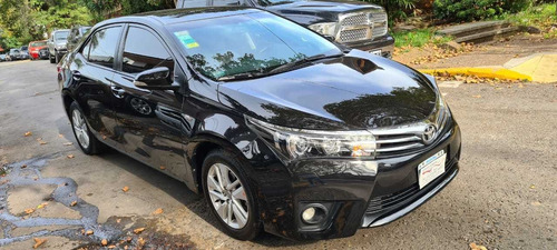 Toyota Corolla 1.8 Xei Cvt Ant Mas Cuotas Permuto