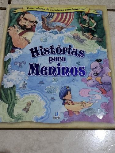 História Para Meninos  Livro