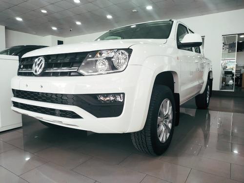 Volkswagen Amarok Comfortline 4x2 At (l)