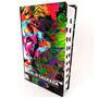 Bíblia Leão Color Capa Flexível Grande Com Harpa
