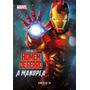 Homem De Ferro: A Manopla 1ªed.(2020) Capa Dura Livro