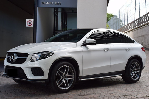 Mercedes Benz Gle 400 Coupe Amg 4matic 2018 24.000 Kms