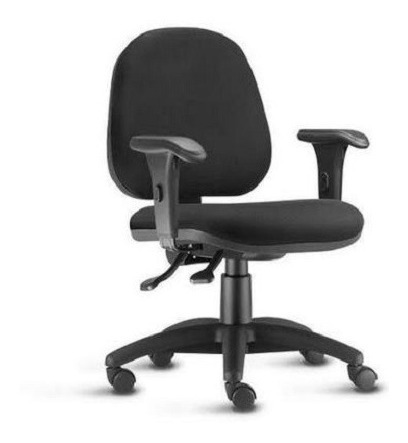 Cadeira Diretor Ergonômica - Semi Montada