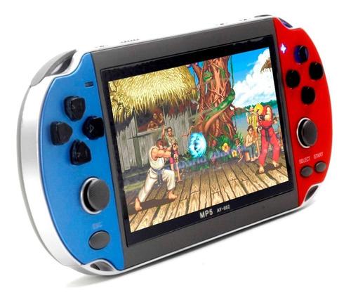 Vídeo Game Portátil Retrô Jogos Super Nintendo Gba Mp5 Tv
