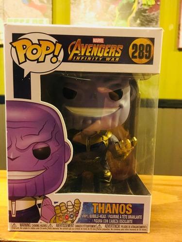 Funko Pop! Thanos #289 - Nuevo!