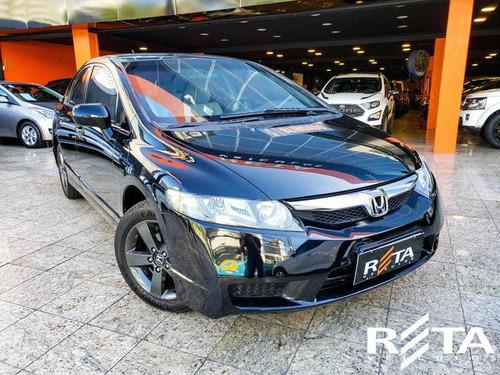 Honda Civic Sedan Lxs-at 1.8 16v(new) 4p Blindadon3